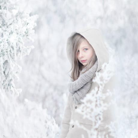 Devět kreativních fotografií - Magda Berny